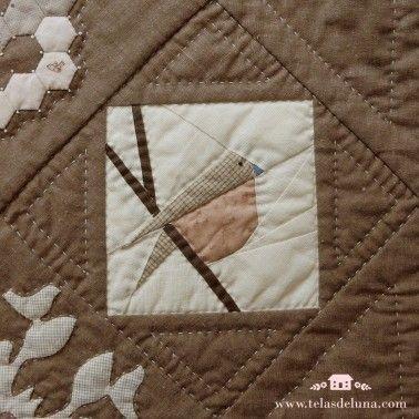 Kit Quilt Bloque 8 / con telas
