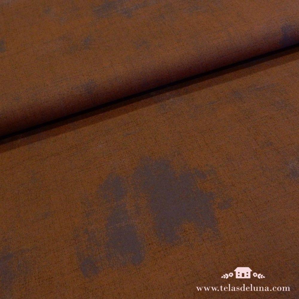 Tela grunge moda fabrics marrón