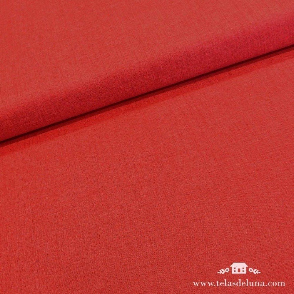 Tela roja Moda Fabrics