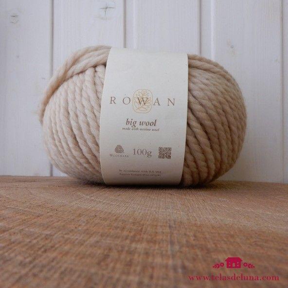 Lana beige rowan softest merino wool 48