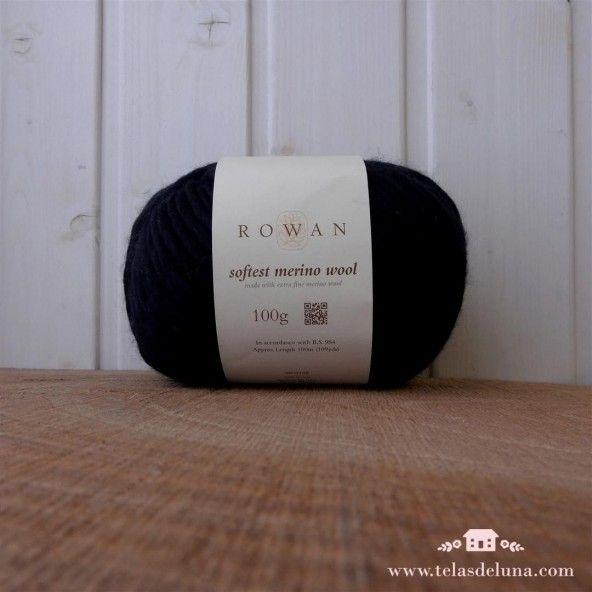 Lana negra rowan softest merino wool 4