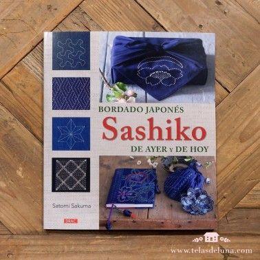 Bordado Japonés Sashiko de ayer y hoy