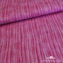 Tela rosa coral purpurina