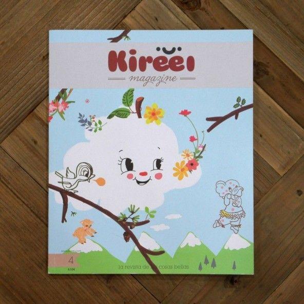 Kireei magazine. Número 4