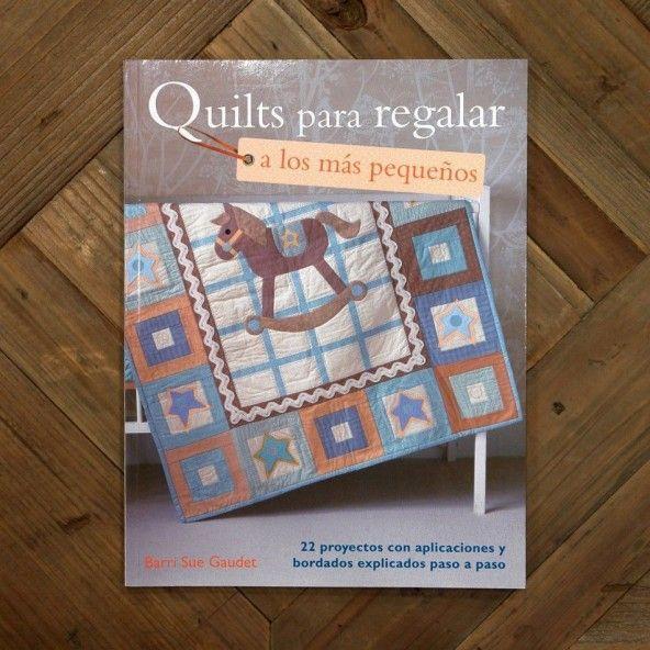 Quilts para regalar a los más pequeños
