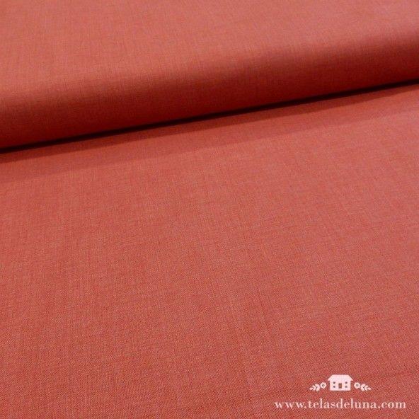 Tela roja lisa Moda Fabrics