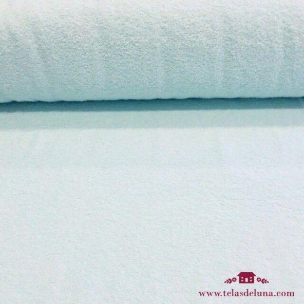 Tela rizo toalla agua