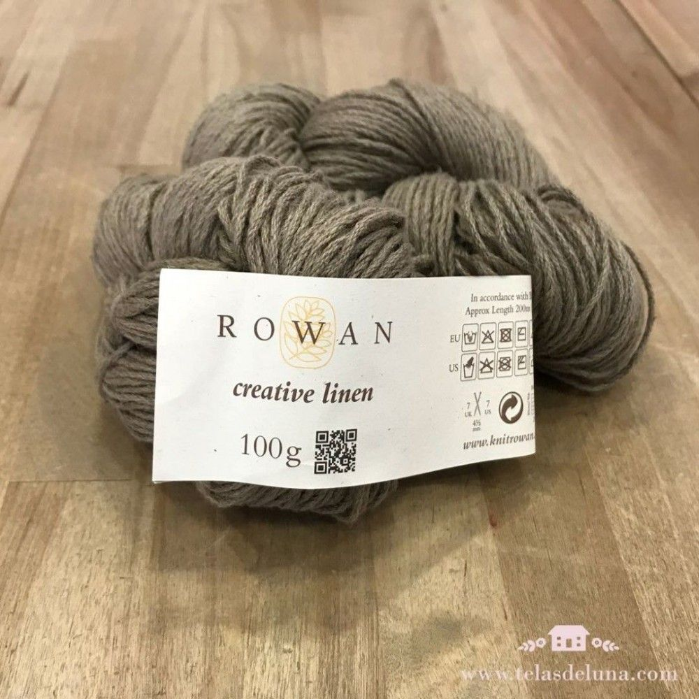 Lana Rowan marron paja 622