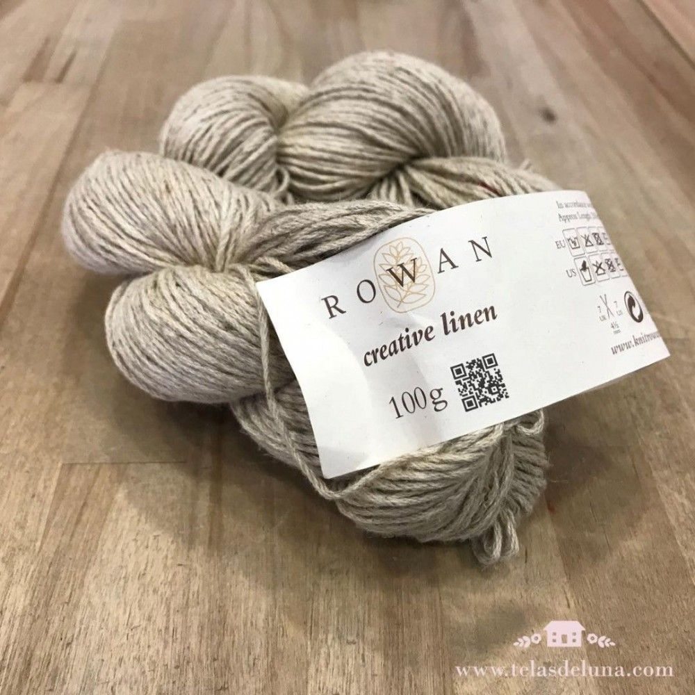 Lana Rowan blanco beige 621