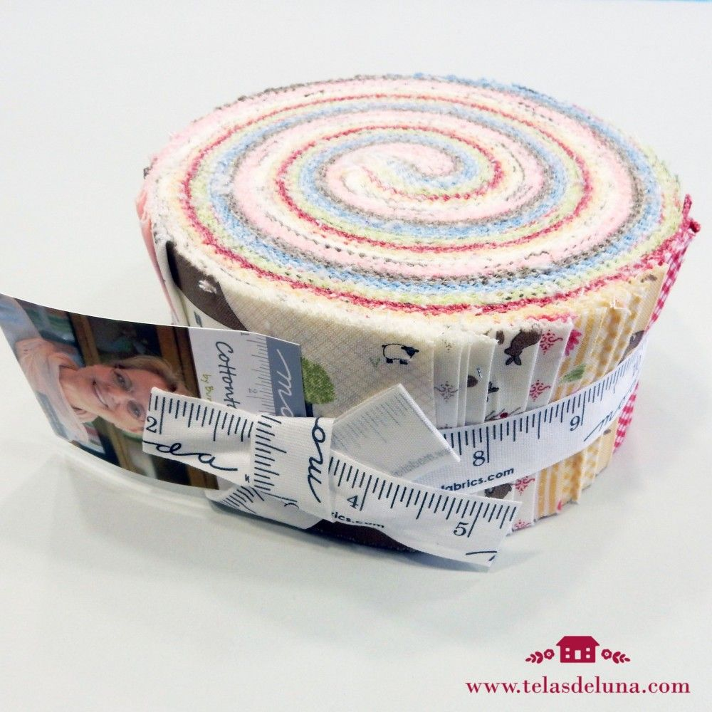 Jelly Roll Cottontail cottage