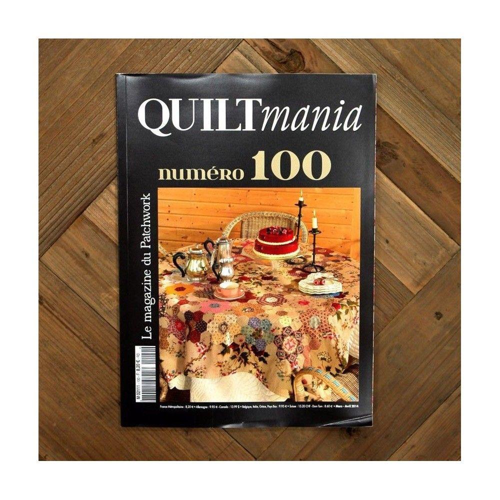 Quiltmania número 100