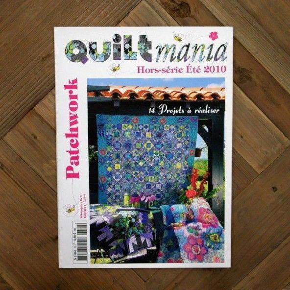 Quiltmania Hors-série Été 2010