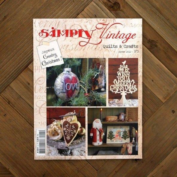 Simply Vintage. Hiver 2012 - nº5