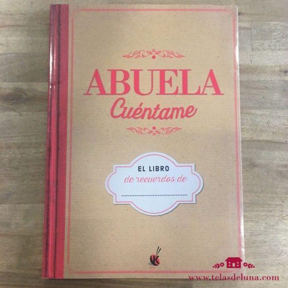 Libreta Abuela Cuéntame