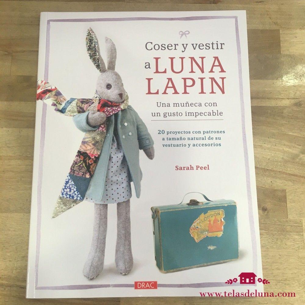 coser y vestir a luna lapin