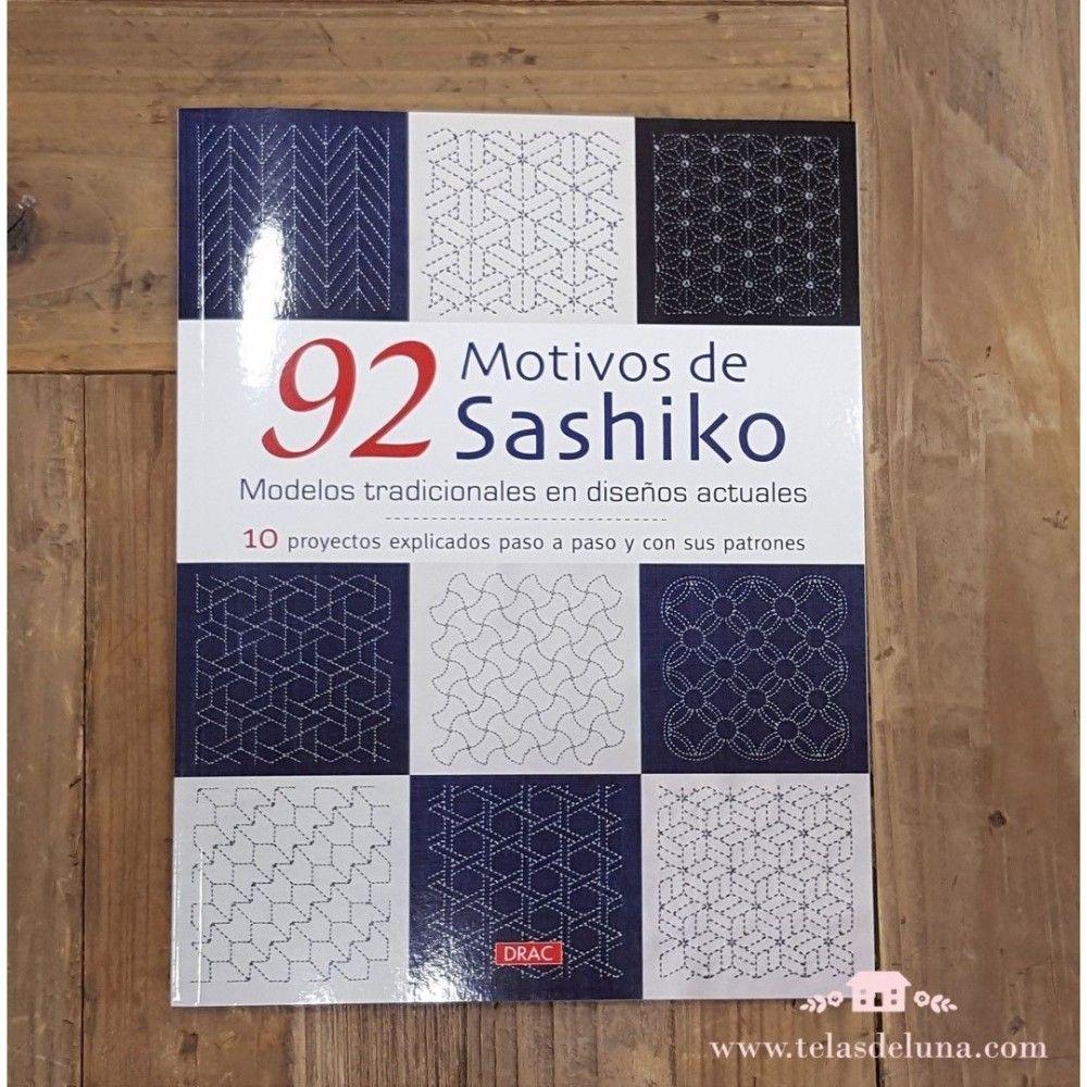 92 motivos de Sashiko