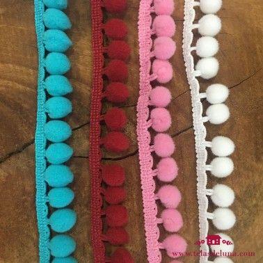 Madroño azul granate rosa blanco