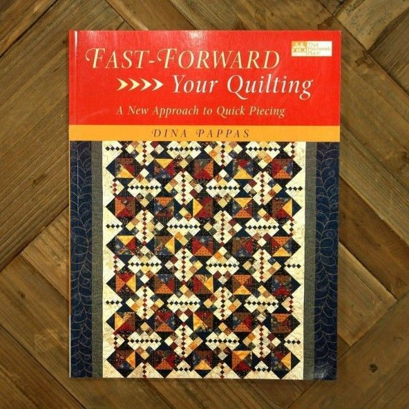 Fast-forward your quilting