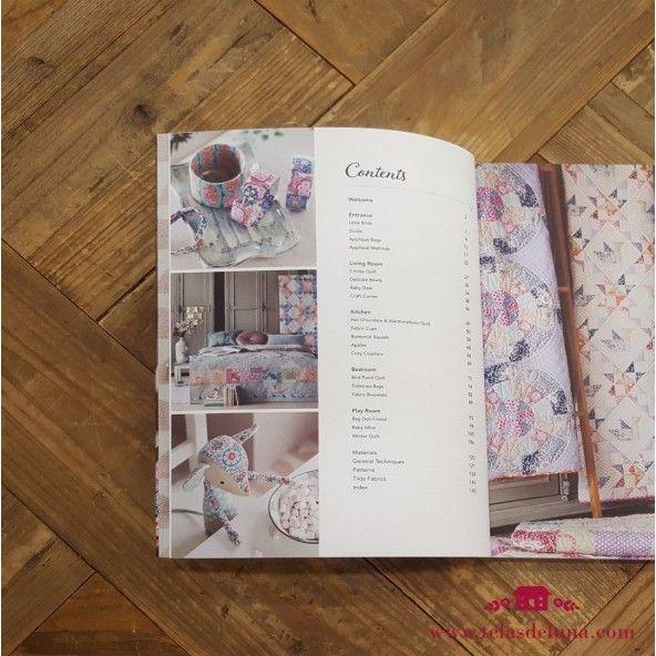 Libro Tilda Hot Chocolate Sewing