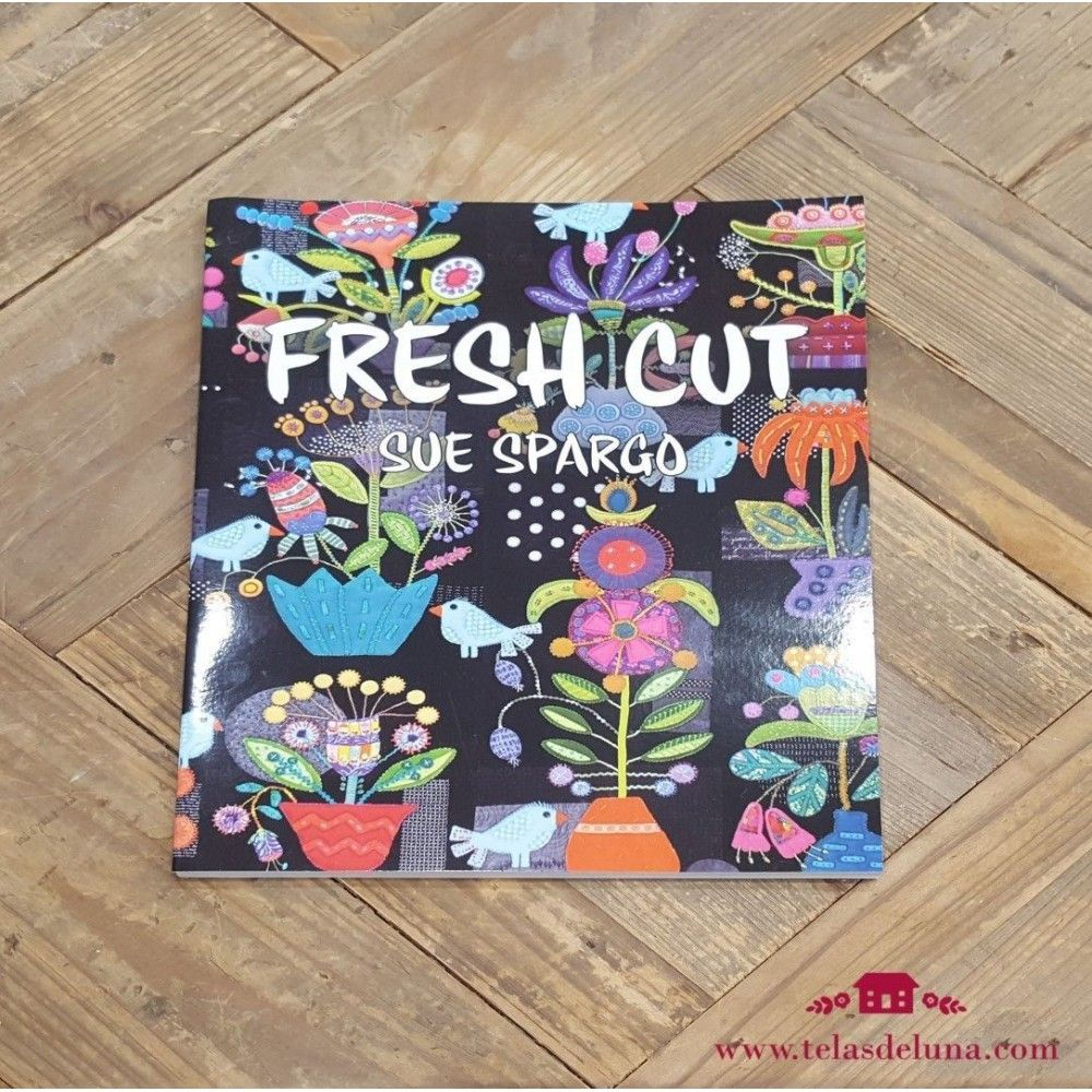 Libro Sue Spargo Fresh Cut