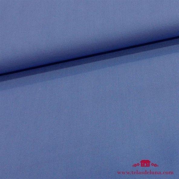 Tela Tilda basica azul egeo