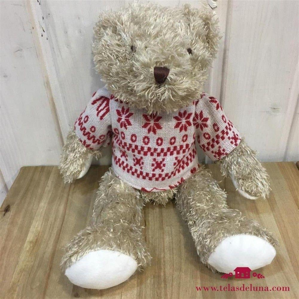Peluche oso Oscar