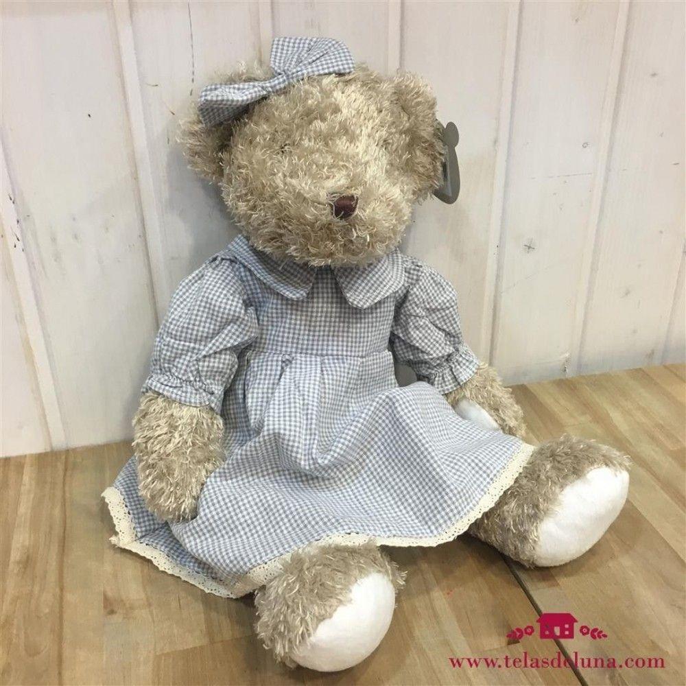 Peluche oso Nina