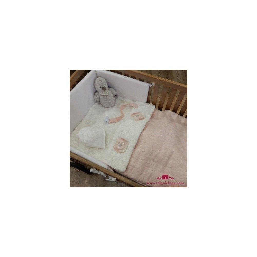 Kit saco rosa