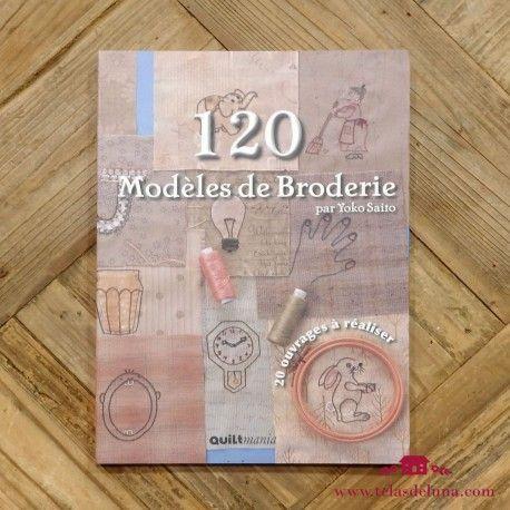 Libro-Yoko-saito-modeles-de-broderie-par-yoko-saito-telas-de-luna