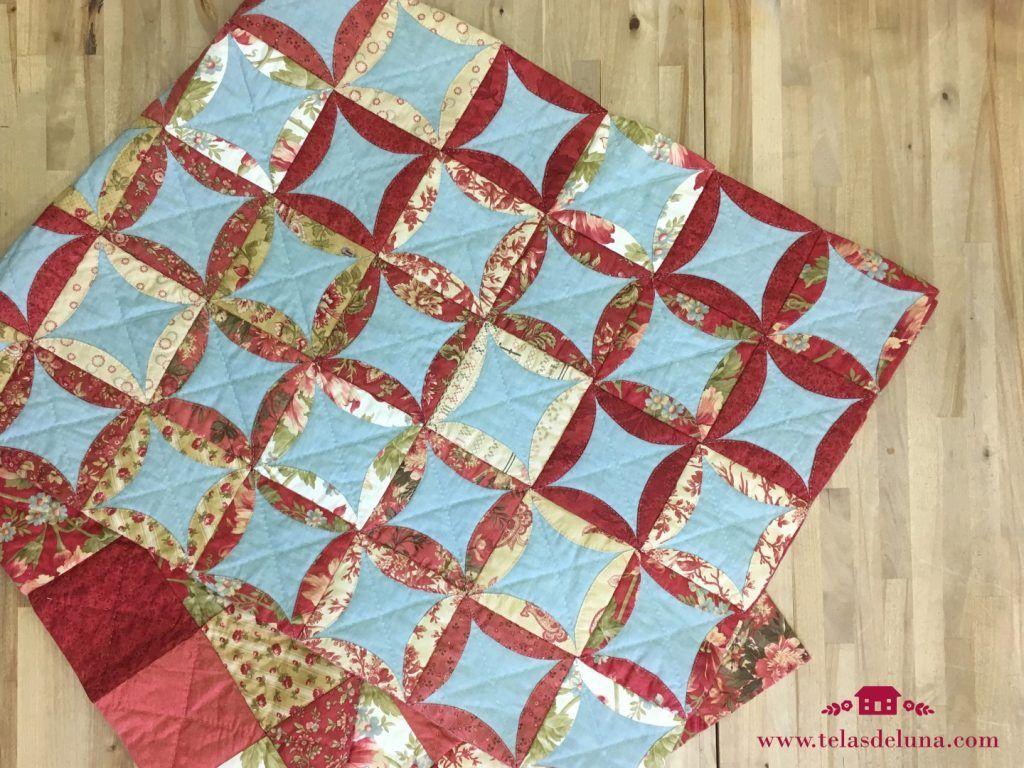 quilt plegado japones iniciacion patchwork manualidades diy