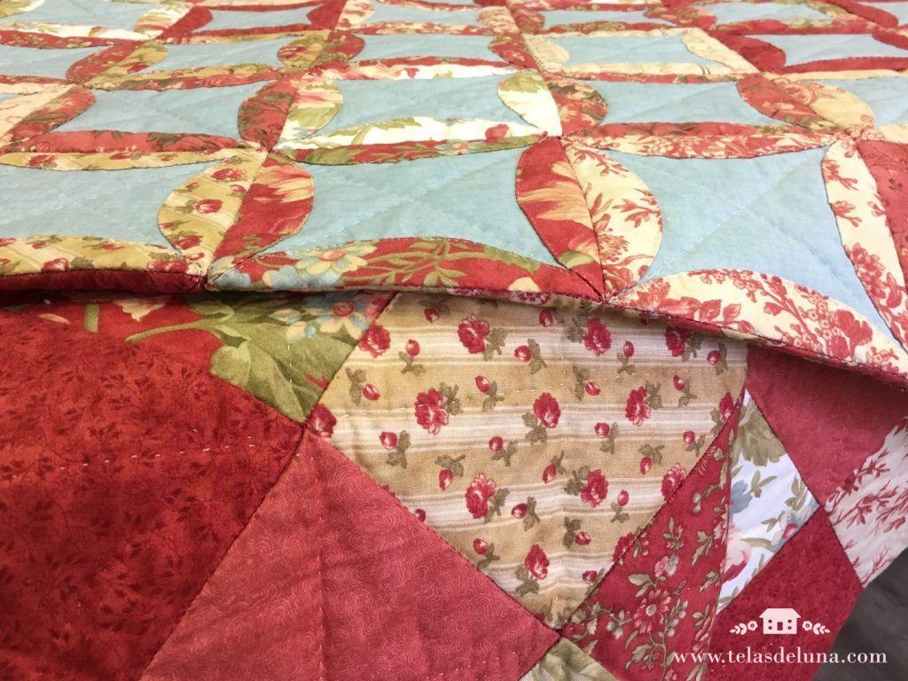 Descargar diseño quilt plegado japones patchwork