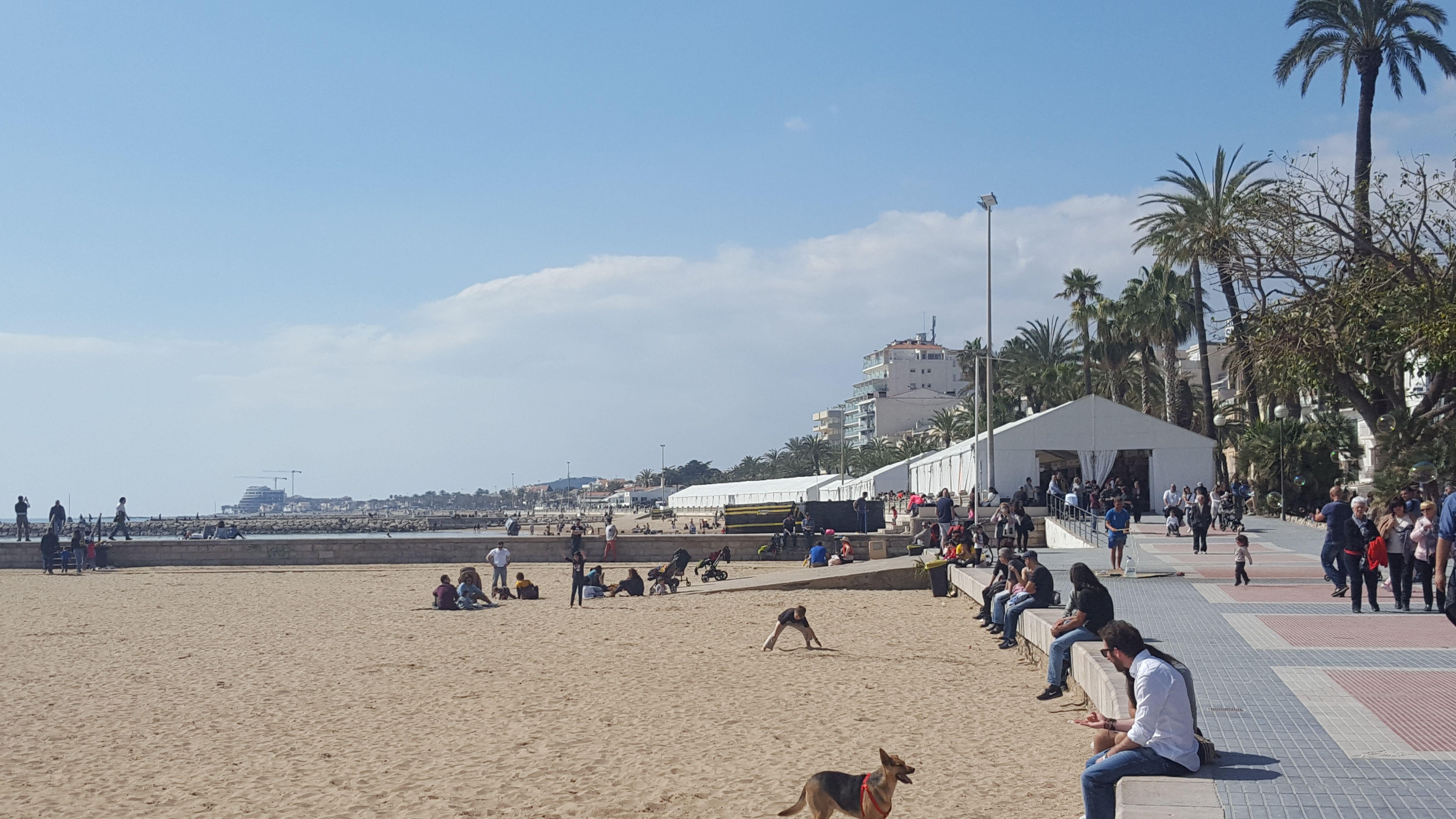 Playa Sitges