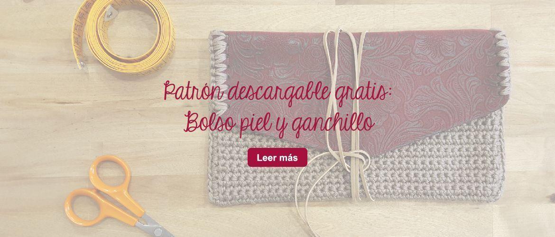 Moderno Patron Bolso Ganchillo Ornamento - Ideas de Decoración de ...