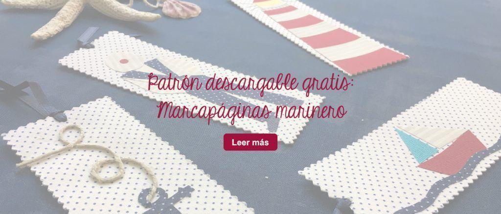 detalles de boda patrón aplicación patchwork gratis tutorial marcapáginas
