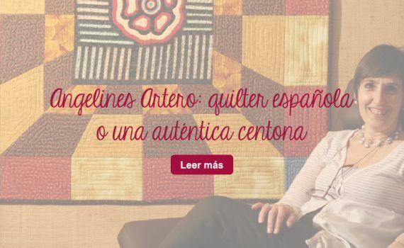 angelines artero quilter española