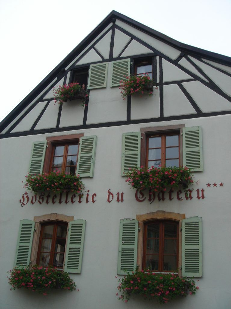 hotel boutique Hostellerie du Chateau