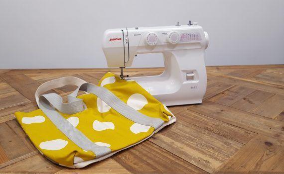 Taller iniciacion maquina de coser