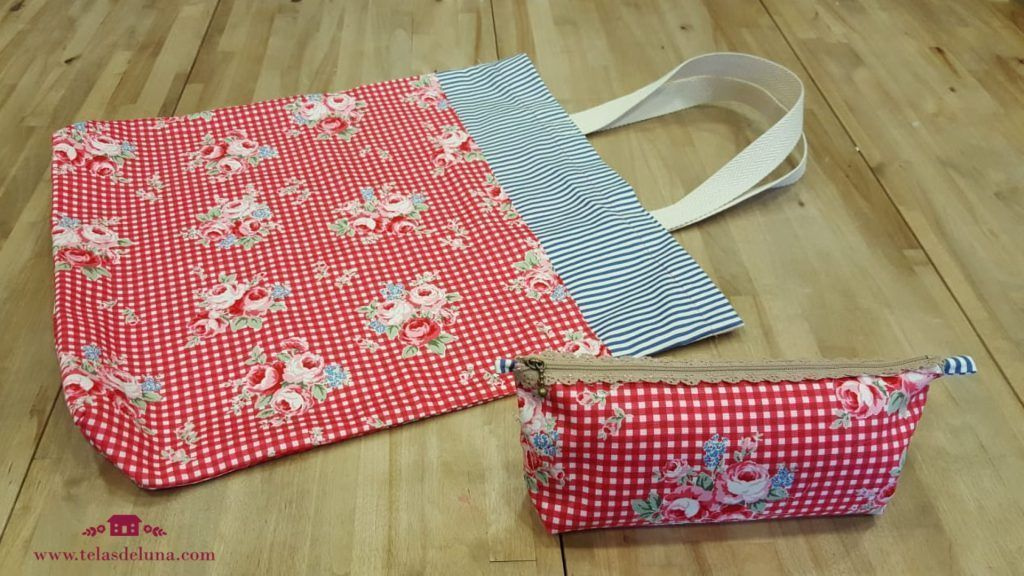 taller zaragoza iniciación a la máquina de coser tote bag y neceser