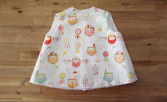 Vestido de bebe de tres a nueve meses taller zaragoza