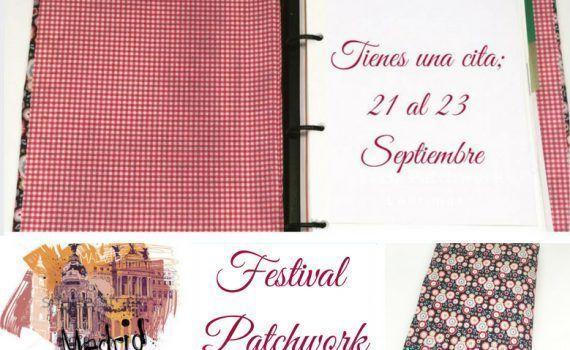 Festival Patchwork en madrid 2018