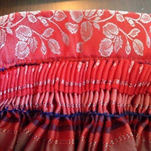 pliegues de las faldas curso indumentaria aragonesa zaragoza