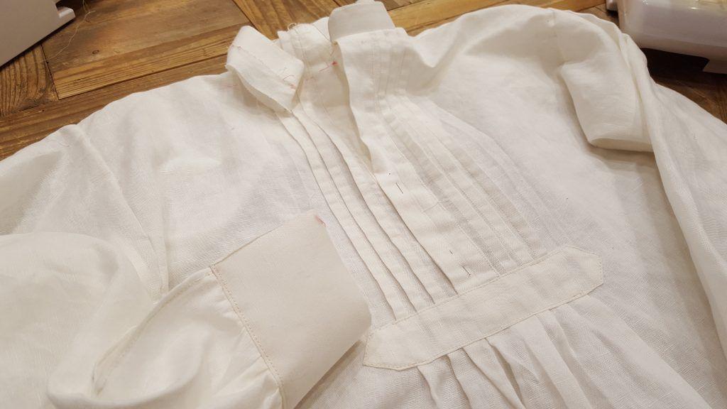 camisa indumentaria aragonesa