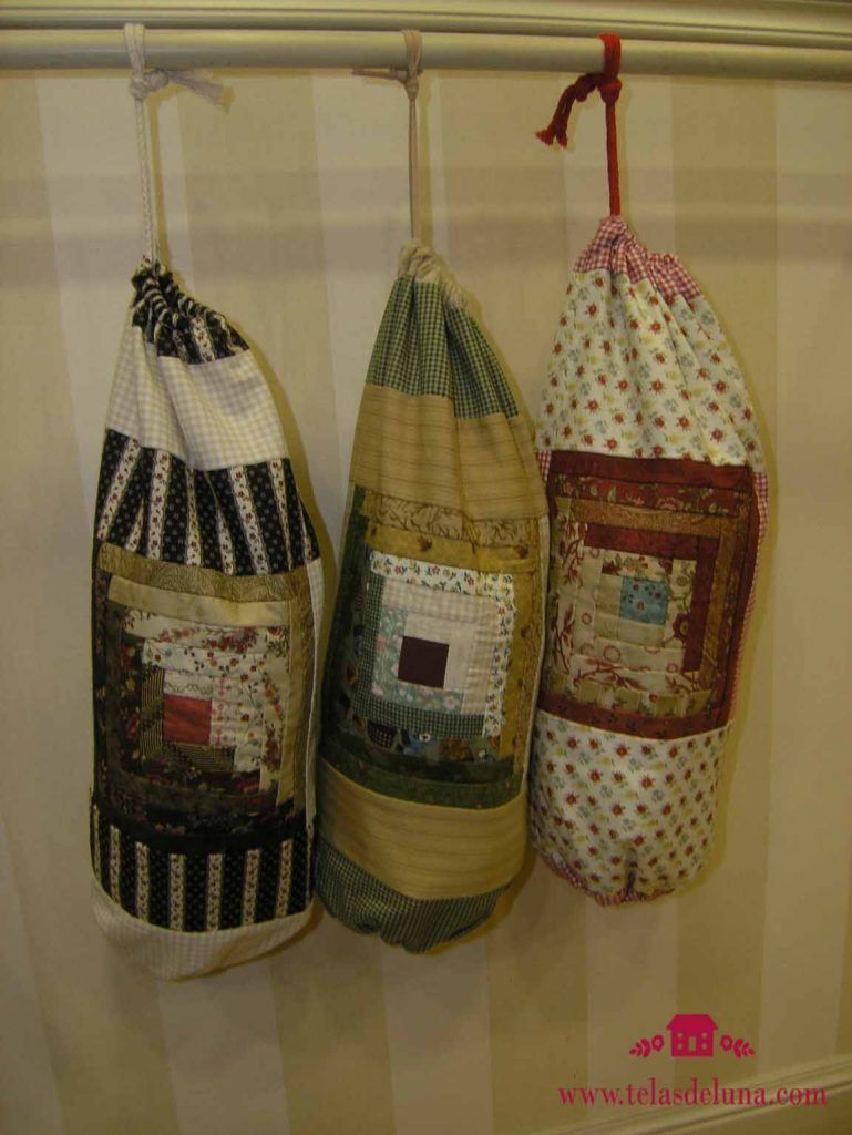 bolsas de tela para guardar bolsas